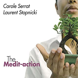 The Medit-action audiobook cover art