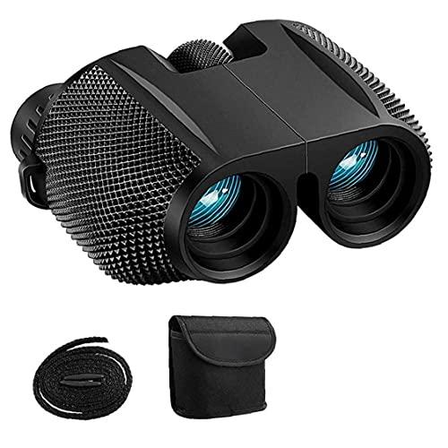 Binoculares para Niños para Adultos, Telescopio De Visión Nocturna Plegable Impermeable para La...