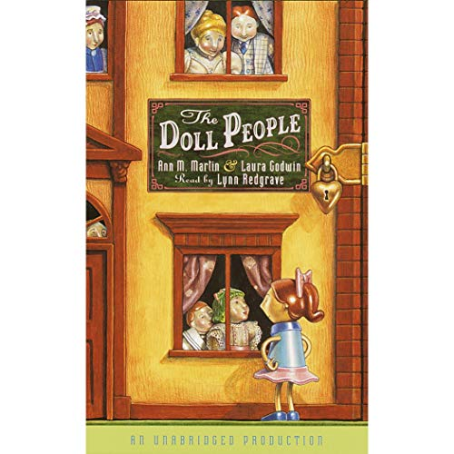 The Doll People audiobook cover art
