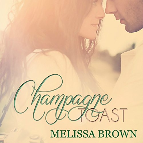 Champagne Toast audiobook cover art