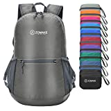 ZOMAKE Ultra Lightweight Packable Backpack Small Water Resistant Travel Hiking Daypack