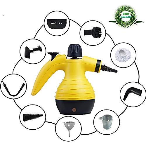 Limpiadoras de vapor y pulidores de suelos marca Dp-Light