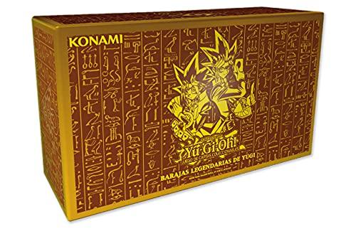 YU-GI-OH!- Barajas Legendarias de Yugi (Idioma ESPAÑOL) Juego DE Cartas COLECCIONABLES, Color (Konami 4012927843109)