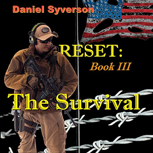 The Survival audiobook cover art