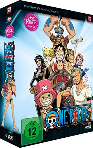 One Piece - TV Serie - Vol. 08 - [DVD]