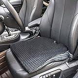 RTYEW - Cojín para asiento de coche, asiento de conductor, silla de oficina, sillas de ruedas, coxis, apoyo de coxis, alivio del dolor de coxis, cojín de espuma viscoelástica