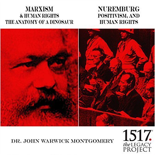 Marxism & Human Rights audiobook cover art