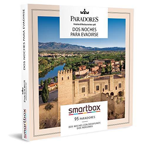 Smartbox - Caja Regalo Amor para Parejas - Paradores: Dos Noches para evadirse - Ideas Regalos Originales - 2 Noches y 2 desayunos para 2 Personas