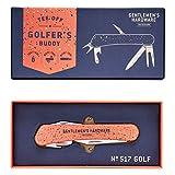 Gentlemen's Hardware GEN517 Golf Multi Tool Golfwerkzeug
