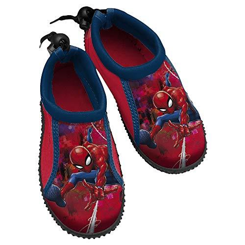 Spiderman Badeschuhe Strandschuhe Kinder (34 EU)