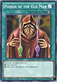 Best Yugioh Trap Cards - YU-GI-OH! - Poison of The Old Man (YS14-EN030) Review