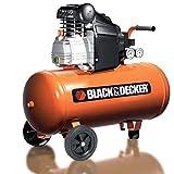 Black + Decker Compressore con serbatoio–BD205/50, 50L, 1799