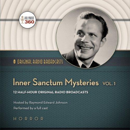 Inner Sanctum Mysteries, Volume 1 cover art