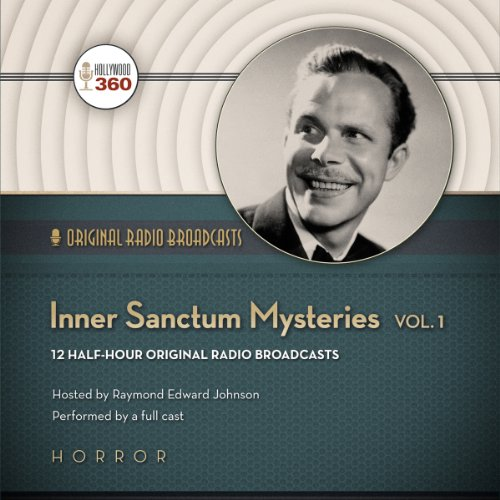 Inner Sanctum Mysteries, Volume 1 audiobook cover art