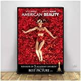 DOAQTE American Beauty Poster Home Decor Bilder für