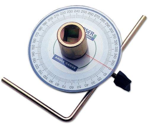 Laser 2245Torque Medidor de ángulo, 1/2Pulgadas