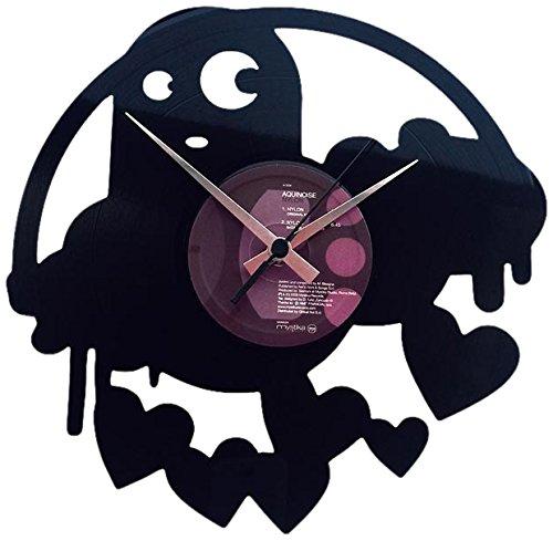 Disc 'o' Clock Reloj en Vinilo Drops of Love