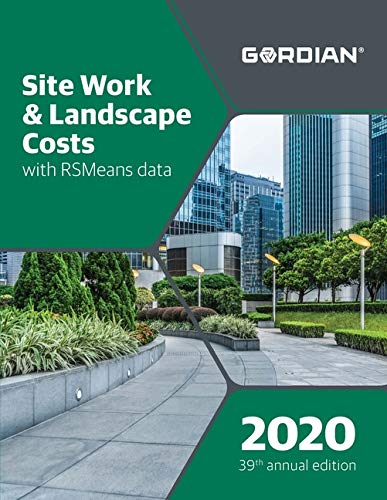 Compare Textbook Prices for Site Work & Landscape Costs with Rsmeans Data: 60280 Means Site Work and Landscape Cost Data  ISBN 9781950656172 by Rsmeans