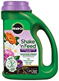 Miracle-Gro Plant Food 3002210 Shake 'N Feed Rose and Bloom Continuous...