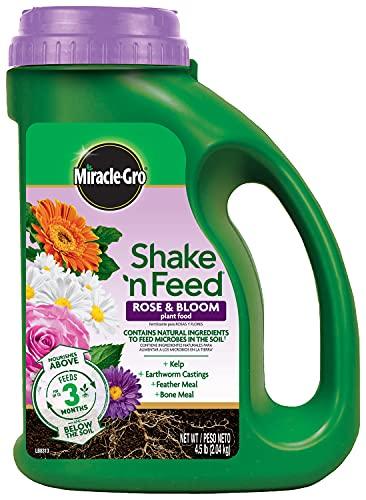 Miracle-Gro Plant Food 3002210 Shake 'N Feed Rose and Bloom...