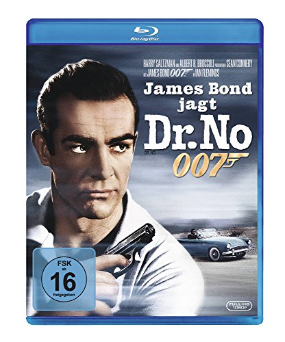 James Bond - Jagt Dr. No [Blu-ray]