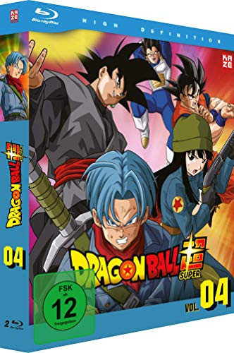 Dragonball Super - TV-Serie - Vol. 4 - [Blu-ray]