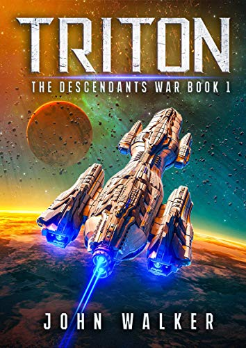 Triton: The Descendants War Book 1