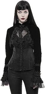 gothic velvet jacket