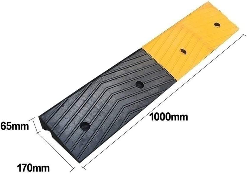 11 way bike CSQ-Ramps Rubber Ramps Non-Slip Outdoor Multifunction Service Ramps The Mall Step Ramps Trolley Shopping Cart Threshold Ramps Kerb Ramps Size : 100176.5CM