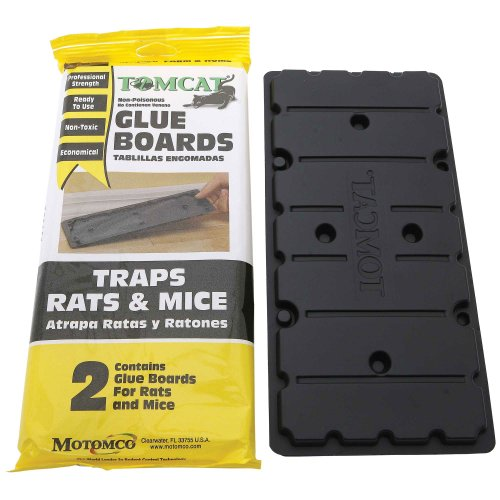 Tomcat Glue Board Value Pack Rat And Mouse Trap