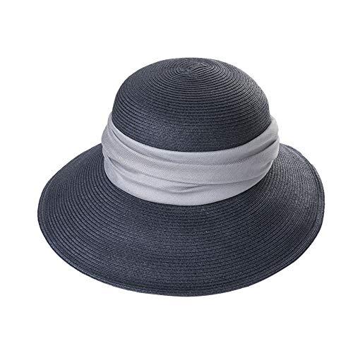 Ping BU Qing Yun Sun Travel Verano del Sombrero de Paja Sombrero...