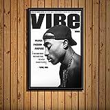 Puzzle 1000 piezas Música Rapper Star Hip Hop Art en Juguetes y juegos Gran ocio vacacional, juegos interactivos familiares50x75cm(20x30inch)