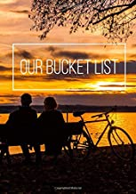Our Bucket List: 100 Guided Journal Entries For Creating a Life of Adventure Together | Golden Sunset (Couples Edition)