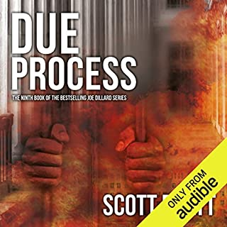 Due Process audiobook cover art