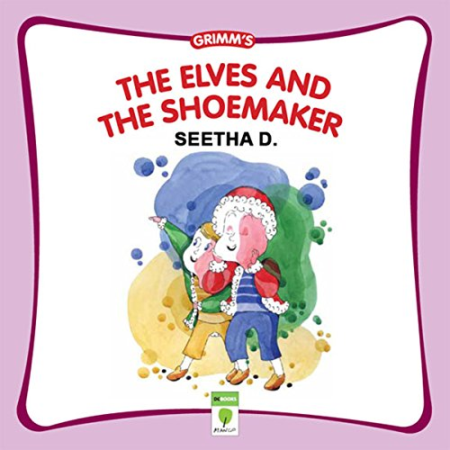 The Elves and the Shoemaker audiobook cover art