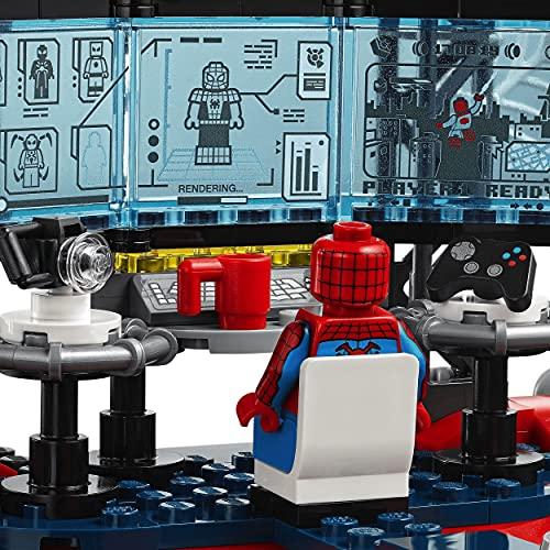 LEGO Spider-Man - Ataque a la Guarida Arácnida (76175)
