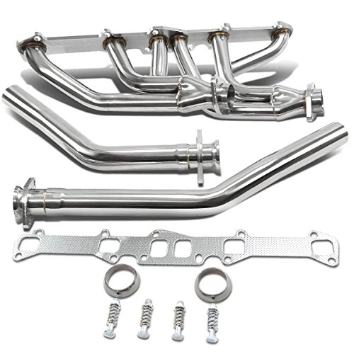 DNA Motoring HDS-FECO-L6 Racing Exhaust Header