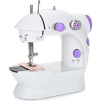 Sunneey Máquina de coser profesional, 12 grapadora automática con ...