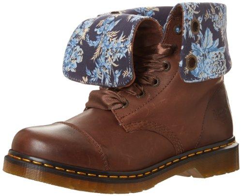 Big Sale Best Cheap Deals Dr. Martens Women's Aimilie Boot,Dark Brown Darkend Mirage,4 UK/6 M US