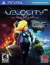 Velocity 2X Critical Mass Edition - Ps Vita