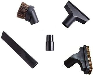 EZ SPARES 5PCS Universal Replacement 32mm & 35mm Vacuum Cleaner Accessories Horsehair Brush Kit For Vax Vacuum Hoover Clea...