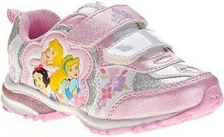 Disney Princess Aurora Cinderella Toddler Girl Sneakers Shoes Size 9