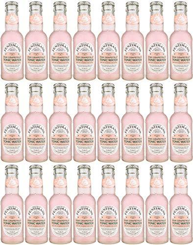 Fentimans Pink Grapefruit Tonic Water 24 x 125ml