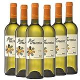 Flor Innata D.O Rueda Vino Blanco Caja WEB de 6 Botellas 75 cl