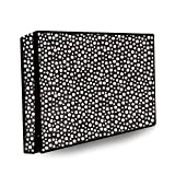 Stylista Printed PVC LED/LCD TV Cover for 55 Inches All Brands and Models