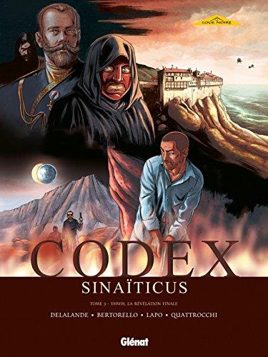 Codex Sinaïticus - Tome 03