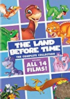 The Land Before Time: The Complete Collection [DVD] [Import]