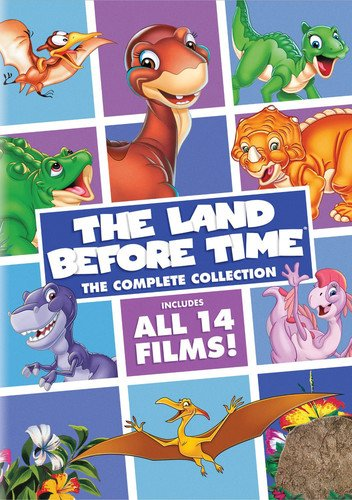 The Land Before Time - The Complete Collection
