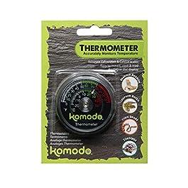 Komodo Thermometer Analog