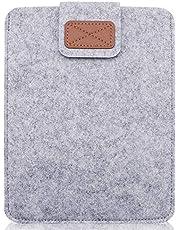 "HHF Tabblad Accessoires Voor ipad air MINI 10 inch, wollen vilt mouw tas pouch case tablet pc licht gewicht laptop mouw tas voor 10""Lenovo tab 3 4 E7 (Kleur : Light Gray)"
